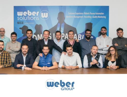 Weber Group, por la senda del crecimiento