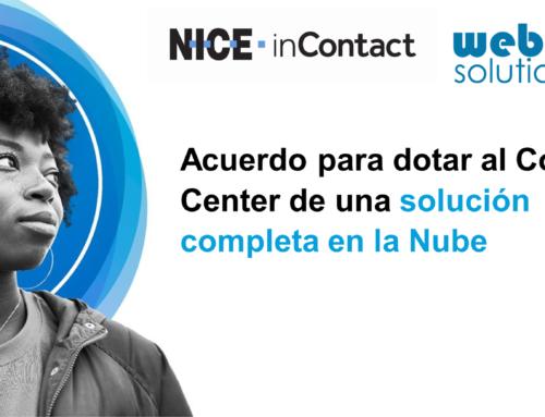 Weber Solutions trae al mercado español NICE inContact CXone