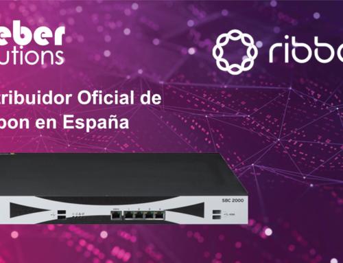 Weber Solutions distribuirá las soluciones SBC de Ribbon