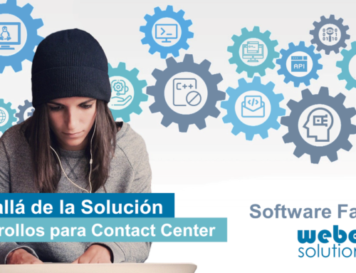 Weber Solutions crea su propia Software Factory
