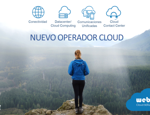 Lanzamos nuevo Operador Cloud, Weber Cloud Solutions